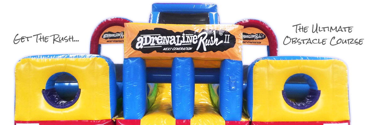 Brighton Obstacle Course Rentals