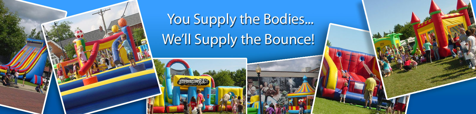 Bouncers And More Event Rentals